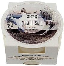 Parfémy, Parfumerie, kosmetika Aromatická svíčka - House of Glam Aqua Di Sale Candle (mini)