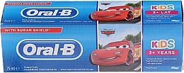 Parfémy, Parfumerie, kosmetika Dětská zubní pasta - Oral-B Kids Cars Toothpaste