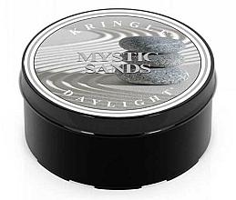 Parfémy, Parfumerie, kosmetika Čajová svíčka - Kringle Candle Daylight Mystic Sands