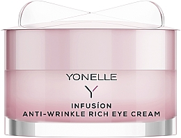 Parfémy, Parfumerie, kosmetika Krém pro pleť kolem očí - Yonelle Infusion Anti-Wrinkle Rich Eye Cream