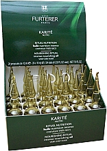 Parfémy, Parfumerie, kosmetika Vyživující pečující olej na vlasy - Rene Furterer Karite Nutri Treatment Dry Hair