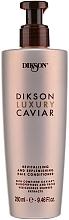 Parfémy, Parfumerie, kosmetika Revitalizační a vyplňující kondicionér - Dikson Luxury Caviar Revitalizing and Replenishing Conditioner