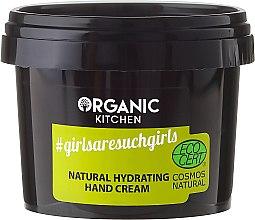 Parfémy, Parfumerie, kosmetika Krém hydratační na obličej Girls are such girls - Organic Shop Organic Kitchen Moisturizing Hand Cream