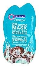 "Parfémy, Parfumerie, kosmetika Antistresová maska na obličej ""Minerály z Mrtvého moře"" - Freeman Feeling Beautiful Dead Sea Minerals Anti-Stress Mask (mini)"
