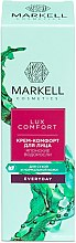 "Parfémy, Parfumerie, kosmetika Krém-komfort na obličej ""Japonské mořské řasy"" - Markell Cosmetics Lux-Comfort"