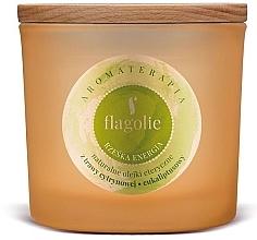 Parfémy, Parfumerie, kosmetika Vonná svíčka v sklenici Energie - Flagolie Fragranced Candle Right Energy