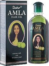 Parfémy, Parfumerie, kosmetika Olej na vlasy - Dabur Amla Hair Oil