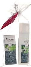 Parfémy, Parfumerie, kosmetika Sada - Lavera (foam/150ml + ash/balm/50ml)