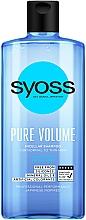Parfémy, Parfumerie, kosmetika Micelární šampon pro normální a tenké vlasy - Syoss Pure Volume Micellar Shampoo