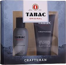 Parfémy, Parfumerie, kosmetika Maurer & Wirtz Tabac Original - Sada (edt/50ml + sh/gel/75ml)