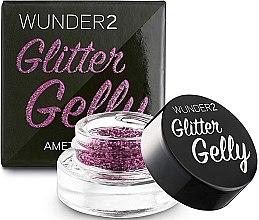 Parfémy, Parfumerie, kosmetika Kosmetické třpytky na obličej, oči a tělo - Wunder2 Glitter Gelly