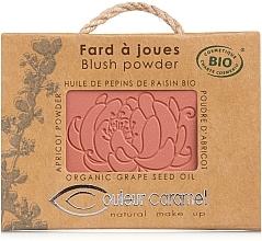Parfémy, Parfumerie, kosmetika Minerální tvářenka - Couleur Caramel Blush Powder
