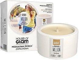 Parfémy, Parfumerie, kosmetika Vonná svíčka - House of Glam Million Reasons Candle