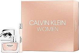 Parfémy, Parfumerie, kosmetika Calvin Klein Women - Sada (edp/50ml + edp/10ml)