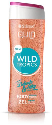 Tělový peeling Wild Tropics - Silcare Quin Peeling Wild Tropics