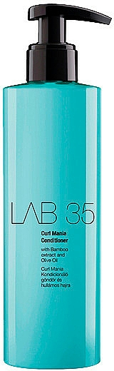 Kondicionér pro kudrnaté a vlnité vlasy - Kallos Cosmetics Lab 35 Curl Conditioner