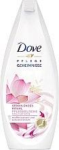 """Parfémy, Parfumerie, kosmetika Sprchový gel """"Lotosový květ"""" - Dove Nourishing Secrets Brightening Shower Gel"""