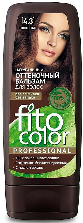 Tónovací balzám na vlasy - FitoColor FitoColor Professional