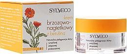 Parfémy, Parfumerie, kosmetika Krém z březy a měsíčky s betulinem - Sylveco Birch And Marigold Day Cream With Betulin