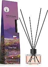 Parfémy, Parfumerie, kosmetika Aroma Diffuser Tajemství Indie s tyčinkami - Allverne Home&Essences Diffuser