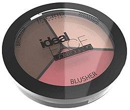Parfémy, Parfumerie, kosmetika Paleta na konturování obličeje - Ingrid Cosmetics Ideal Face Foundation