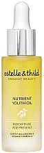 Parfémy, Parfumerie, kosmetika Vyživující pleťový olej - Estelle & Thild BioDefense Nutrient Youth Oil