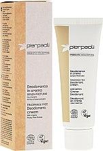 Parfémy, Parfumerie, kosmetika Krémový deodorant - Pierpaoli Prebiotic Collection Cream Deodorant