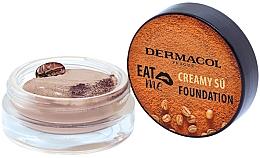 Parfémy, Parfumerie, kosmetika Make-up - Dermacol Eat Me Creamy Su Foundation