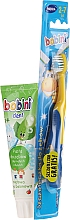 Parfémy, Parfumerie, kosmetika Sada - Bobini (toothbrush + toothpaste/75ml)
