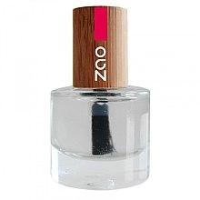 Parfémy, Parfumerie, kosmetika Ochranný krycí lak - Zao Top Coat Classic