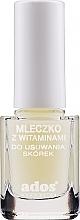 Parfémy, Parfumerie, kosmetika Mléko pro odstranění nehtové kůžičky - Ados