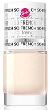 Parfémy, Parfumerie, kosmetika Lak na nehty - Bell So French
