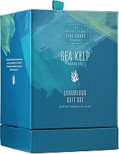 Parfémy, Parfumerie, kosmetika Sada - Scottish Fine Soaps Sea Kelp Marine Spa Luxurious Gift Set(b/cr/75ml + b/peel/75ml + sh/cr/75ml + soap/40g)