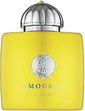 Parfémy, Parfumerie, kosmetika Amouage Love Mimosa - Parfémovaná voda