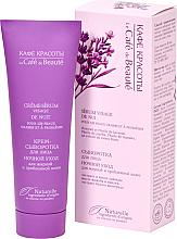 Parfémy, Parfumerie, kosmetika Hydratační krémové sérum na obličej pro noční péči pro mastnou a problémovou pleť - Le Cafe de Beaute Night Cream Serum Visage