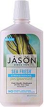 """Parfémy, Parfumerie, kosmetika Zpevňující ustní voda """"Čerstvost moře"""" - Jason Natural Cosmetics Sea Fresh Strengthening"""