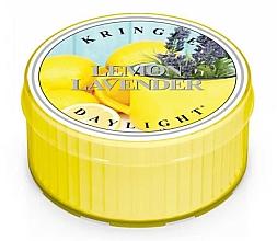 Parfémy, Parfumerie, kosmetika Čajová svíčka - Kringle Candle Daylight Lemon Lavender