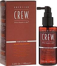 Parfémy, Parfumerie, kosmetika Zpevňující tonikum pro pokožku hlavy a vlasy - American Crew Fortifying Scalp Revitalizer