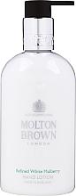 Parfémy, Parfumerie, kosmetika Molton Brown Mulberry & Thyme Enriching Hand Lotion - Mléko na ruce