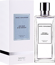 Parfémy, Parfumerie, kosmetika Angel Schlesser Les Eaux d'un Instant Instinctive Marine - Toaletní voda