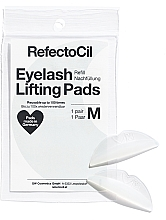 Parfémy, Parfumerie, kosmetika Silikonové polštářky pro lifting řas - RefectoCil Eyelash Lifting Pads M