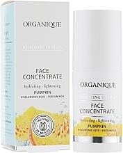 Parfémy, Parfumerie, kosmetika Hydratační koncentrát na obličej - Organique Hydrating Therapy Face Concentrate