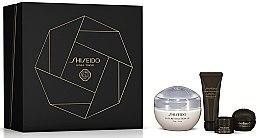 Parfémy, Parfumerie, kosmetika Sada - Shiseido Future Solution LX Total Protective Cream Kit (cr/50ml+foam/15ml+night/cr/6ml+eye/lip/cr/2.5ml)