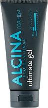 Parfémy, Parfumerie, kosmetika Gel na vlasy ultra silná fixace - Alcina For Men Hair Styling Ultimate Gel