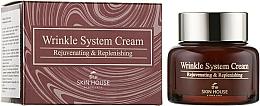 Parfémy, Parfumerie, kosmetika Anti-age krém s kolagenem - The Skin House Wrinkle System Cream