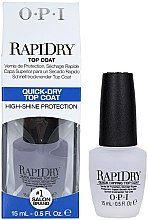 Parfémy, Parfumerie, kosmetika Rychlý sušič laku na nehty - O.P.I RapiDry TopCoat