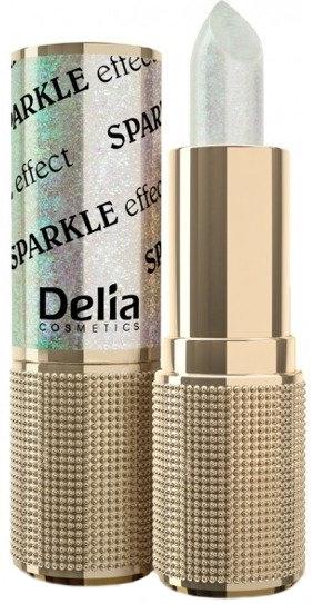 Rtěnka s 3Defektem - Delia 3D Cream Glow Gloss Sparkle Be Glamour Lipstick