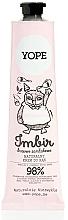 Parfémy, Parfumerie, kosmetika Krém na ruce - Yope Imbir Hand Cream