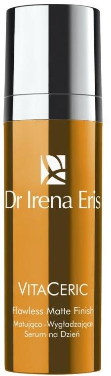 Denní matující sérum na obličej - Dr Irena Eris Flawless Matte Finish Day Serum 30+ — foto N2
