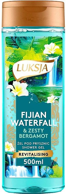 Sprchový gel - Luksja Fijian Waterfall Shower Gel